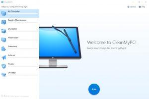 CleanMyPC 1.10