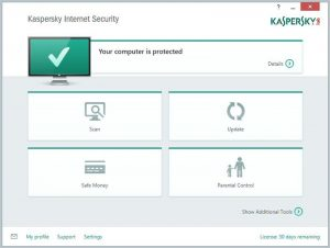 Kaspersky Internet Security 2019 v19.0.0.1088 Crack + Keys Is Here