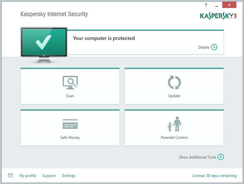 kaspersky internet security keygen 2019