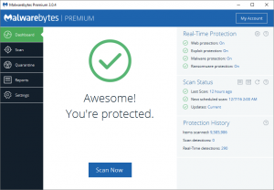 Malwarebytes Anti-Malware 4.0.4.49 Crack + Keys Generator 2020 Download {Premium}