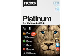Nero 2019 Platinum Crack & Serial Number Download Torrent