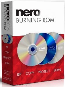 Nero Burning ROM Crack 2020