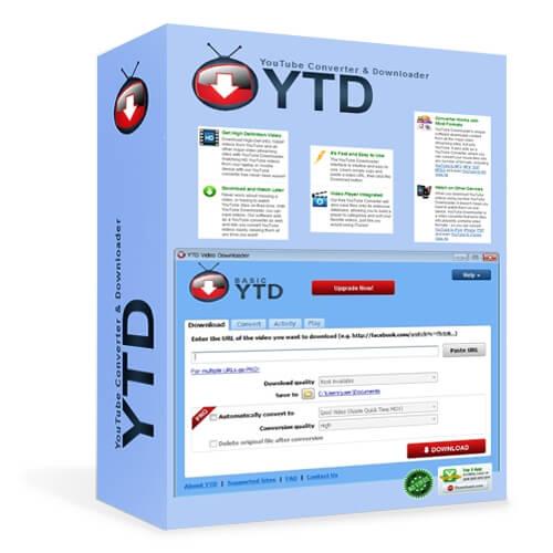 YTD Video Downloader Pro 5.11.10 Crack + Key Generator Download