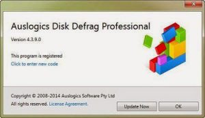 Auslogics Disk Defrag Pro Crack 9.2.0.3 With Keygen 2020 Free Download