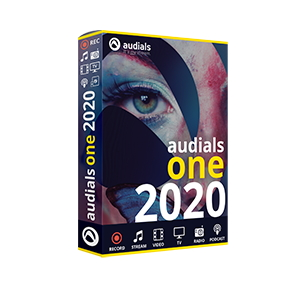 Audials One 2020.2.31.0 Crack With Serial Key Download