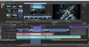 Sony Vegas Pro 18.0.284 Crack + Serial Number Free Download 2021